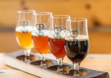 photo of craft beer