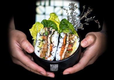 mibap - Taiwanese food